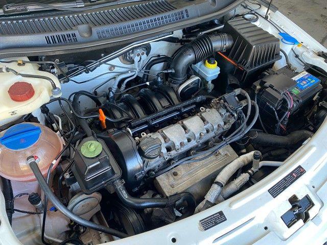 VW Saveiro 1.6 CAB ESTENDIDA 2012 completo  placa i  - Foto 14