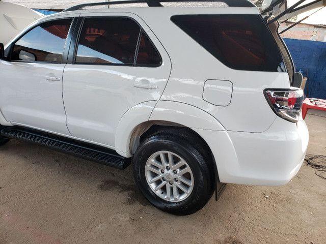 Toyota  Hillux SW4 DIESEL  SRV 4x4, Automático