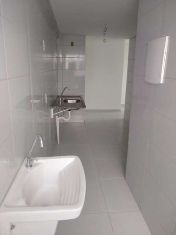 IC-Apartamento bem distribuído- 03 quartos- Edf Alameda Park - Foto 6