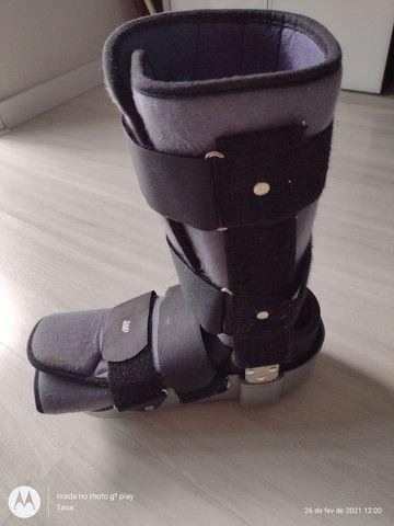 Bota ortopédica média