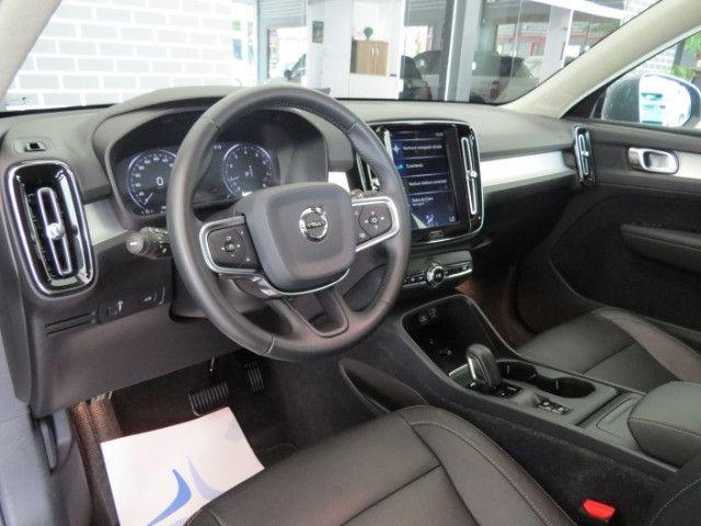Volvo XC40 2.0 T5 Momentum AWD Geartronic 2020 Cinza - Foto 8