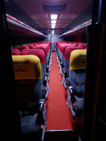 Vendo Ou Troco Ônibus Com Empresa Doc ok. - Foto 3