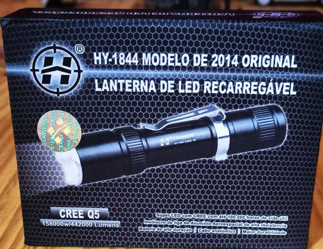 Lanterna LED mini tática HY-1844 Q5