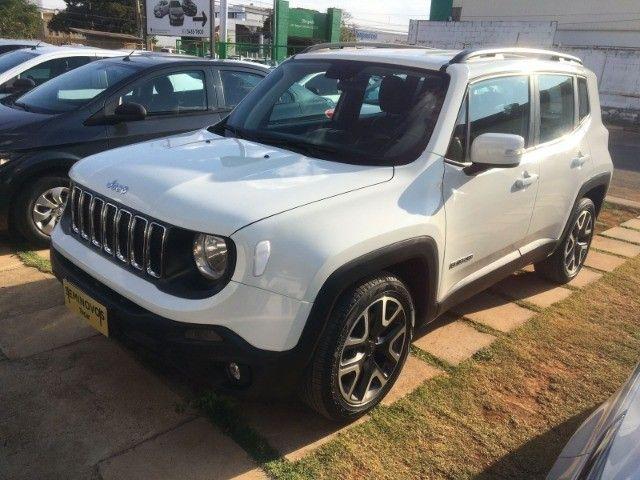 Jeep Renegade Longitude At