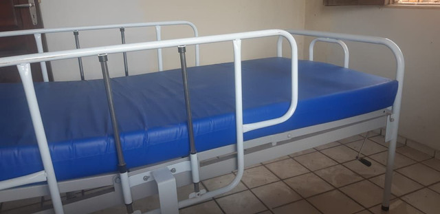 Venda de cama hospitalar m - Foto 2