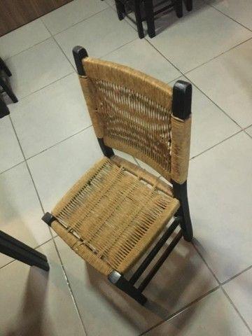 Conjuntos de mesas com 4 cadeiras  - Foto 2
