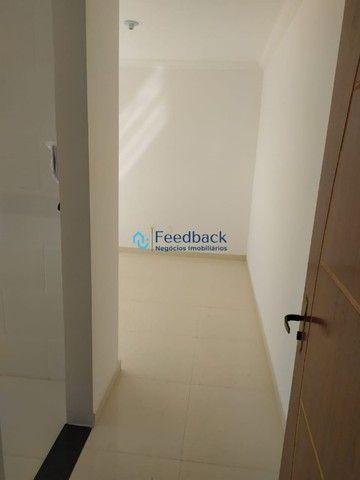Apartamento 02 quartos, vaga de garagem - Céu Azul - Foto 3