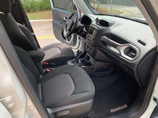 Jeep Renegade 1.8 16v Flex Sport Automático 2019 - Foto 16