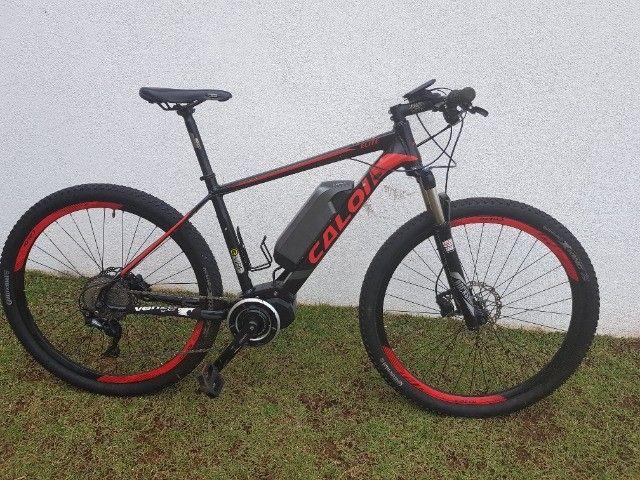 Bike Caloi elite evibe  tg 19 - Foto 3