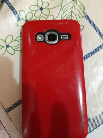 Samsung J 3 Com Display Queimado