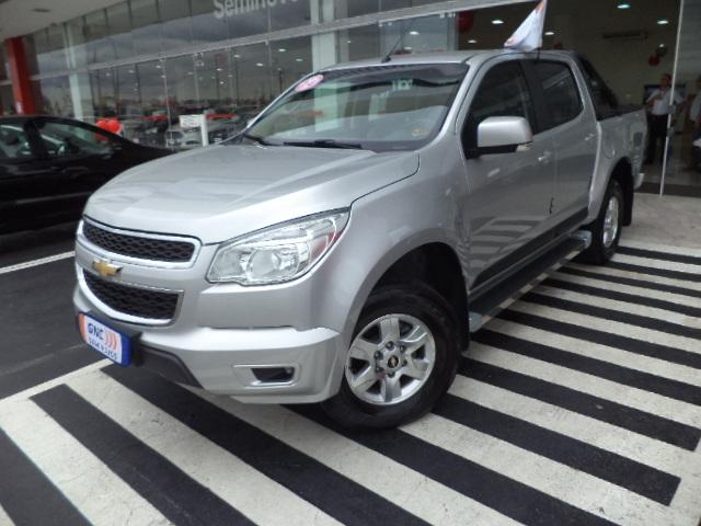 CHEVROLET S10 2.4 LT 4X2 CD 8V FLEX 4P MANUAL.