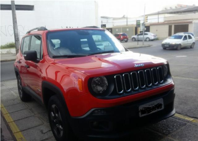 jeep renegade sport 1 8 manual 2016 2016 carros imbiribeira recife olx. Black Bedroom Furniture Sets. Home Design Ideas