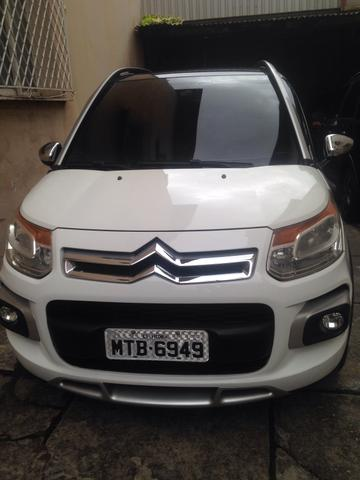 citroen c3 aircross glx 2010 2011 2011 carros praia da costa vila velha olx. Black Bedroom Furniture Sets. Home Design Ideas