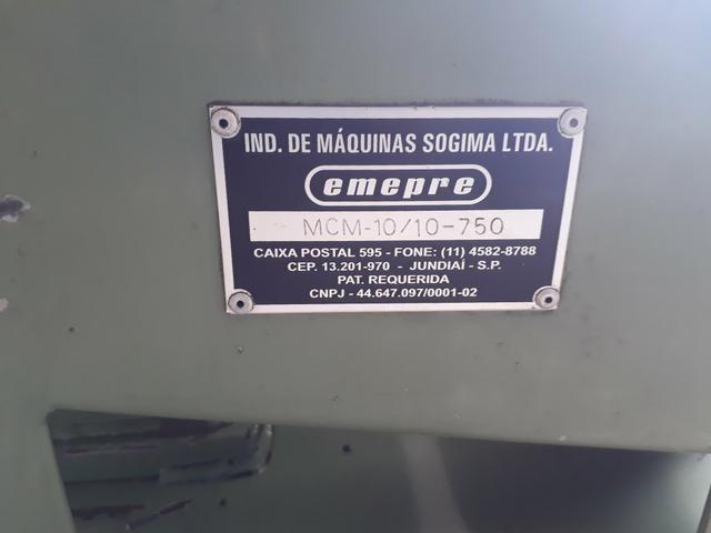Máquina de Cortar Mangueira