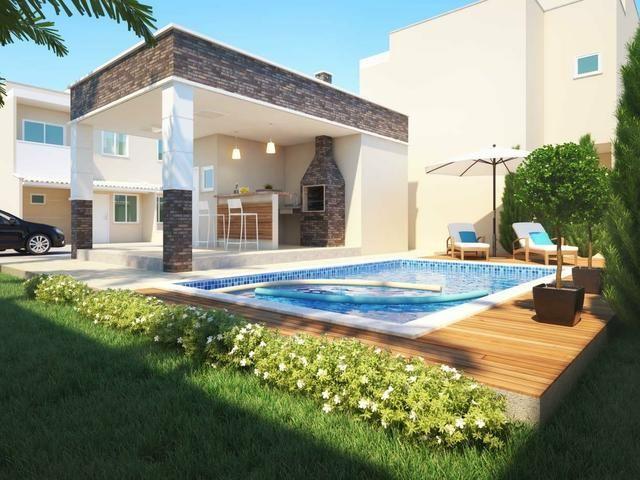Grande lançamento no Eusébio, casas em condomínio