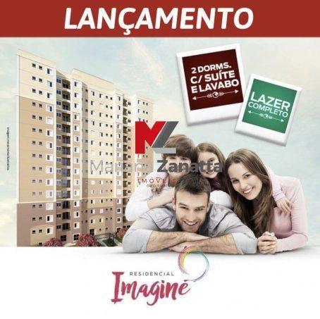 Residencial Imagine - Apartamento em Lançamentos no bairro Lagoa Seca - Santa Bá...