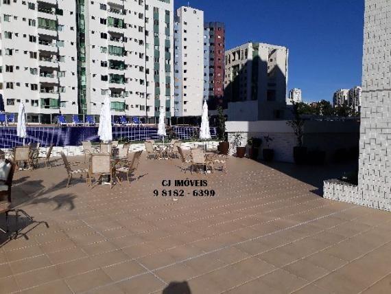 1 Quarto Aguas Claras - Perto Metro e Parque - Use FGTS Compre com Facilidade