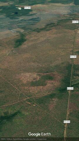 Vendo Terra 425 hectares