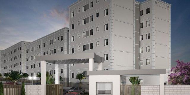 Apartamentos de 2 quartos em condomínio fechado em Viana