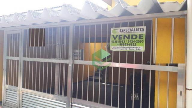Casa com 3 dormitórios à venda, 108 m² por R$ 390.000 - Alves Dias - São Bernardo do Campo - Foto 9