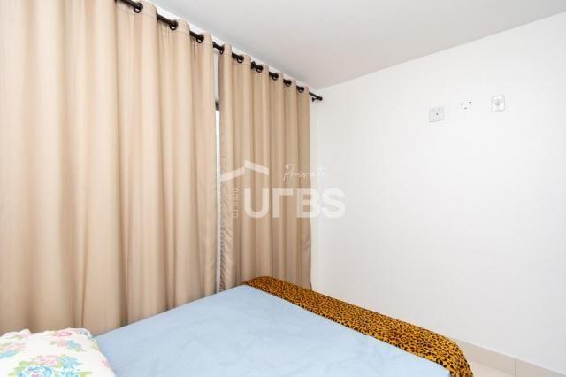 Apartamento com 1 dormitório à venda, 54 m² por r$ 180.000 - setor dos afonsos - aparecida - Foto 16