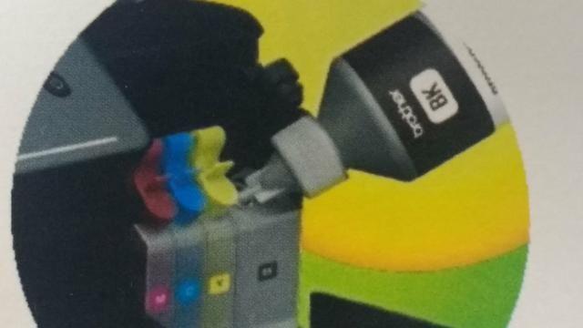 Tanque para impressora Bulk ink - Foto 2