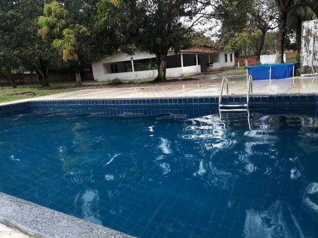 Alugo Chácara na Cidade Operária, lazer com piscina, campo de futebol e muito mais - Foto 2