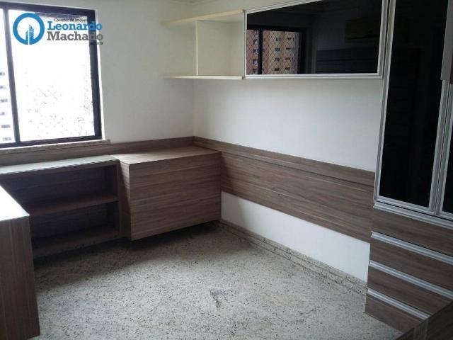 Apartamento com 3 dormitórios à venda, 150 m² por R$ 795.000 - Aldeota - Fortaleza/CE - Foto 12