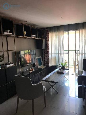 Apartamento à venda, 105 m² por R$ 546.000,00 - Meireles - Fortaleza/CE - Foto 5