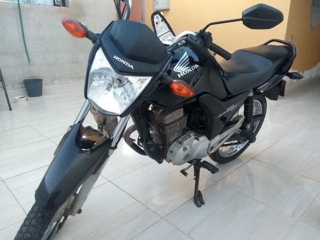 Moto cg start