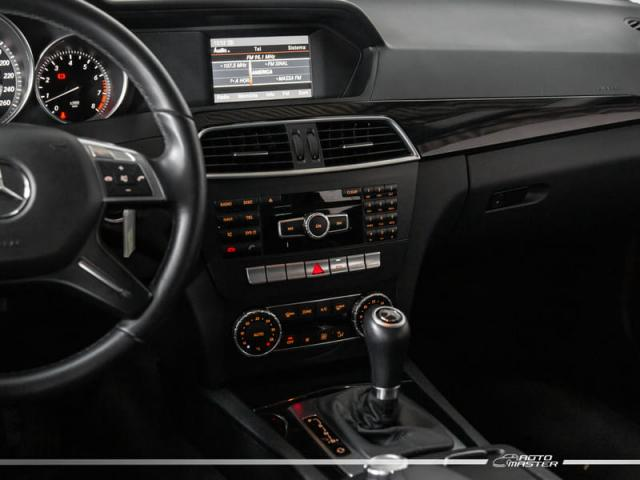 Mercedes C-180 CGI Sport 1.6 TB 16V 156cv Aut. - Prata - 2014 - Foto 7