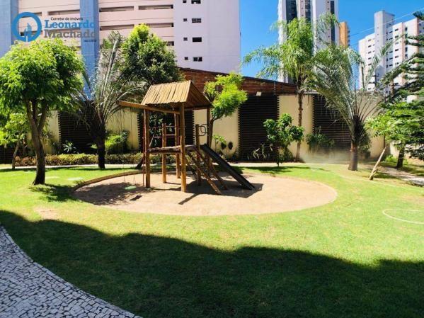 Apartamento com 3 dormitórios à venda, 115 m² por R$ 585.000 - Cocó - Fortaleza/CE - Foto 5
