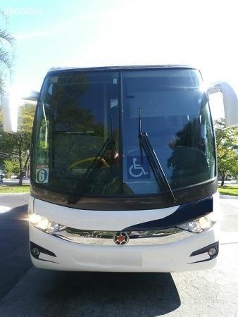 Ônibus paradiso G7 (entrada+parcela)