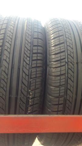 Vendo pneus remold New tare - Foto 2