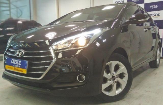 Hyundai HB20S 1.6 PREMIUM AT 4P