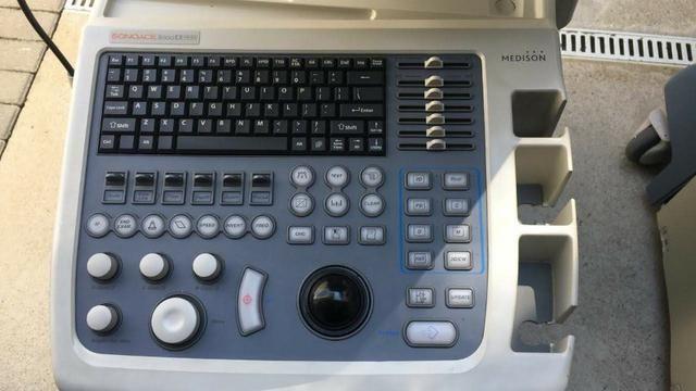 Ultrassom medson 8000 EX - Foto 2