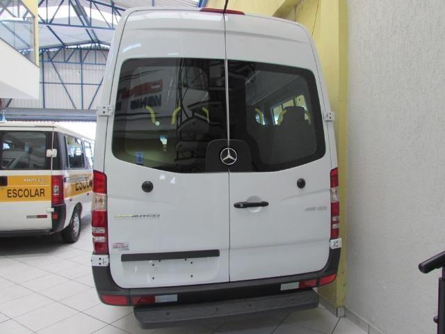 Mercedes-Benz Sprinter Lotação Branca - Foto 6