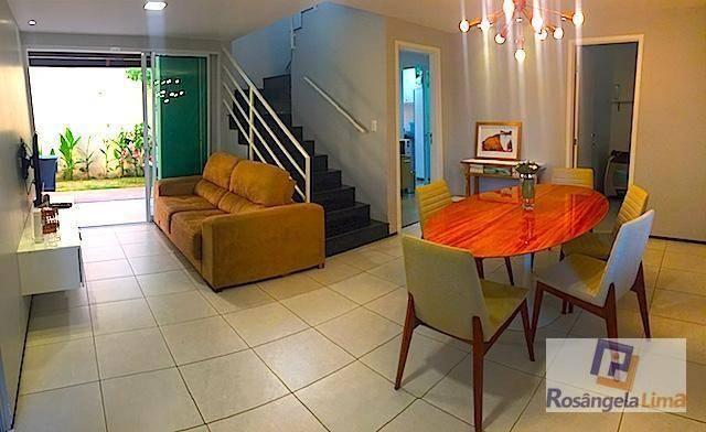 Casa com 3 dormitórios à venda, 142 m² por r$ 430.000,00 - lagoa redonda - Foto 2