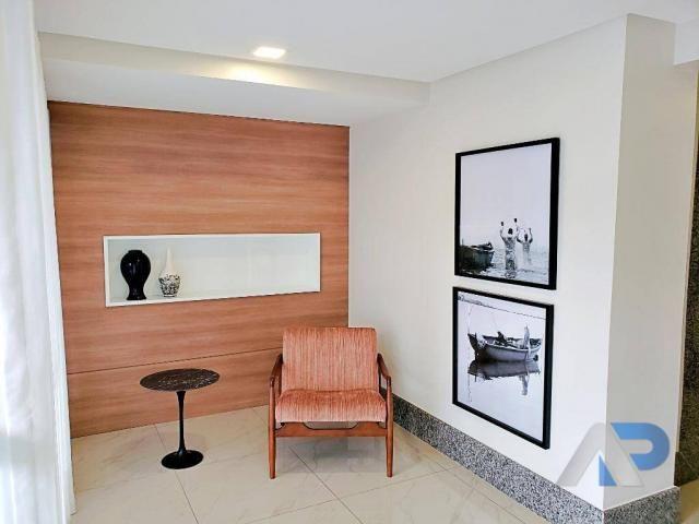 Apartamento com 3 dormitórios à venda, 106 m² por r$ 550.000 avenida cardeal da silva, 182 - Foto 13