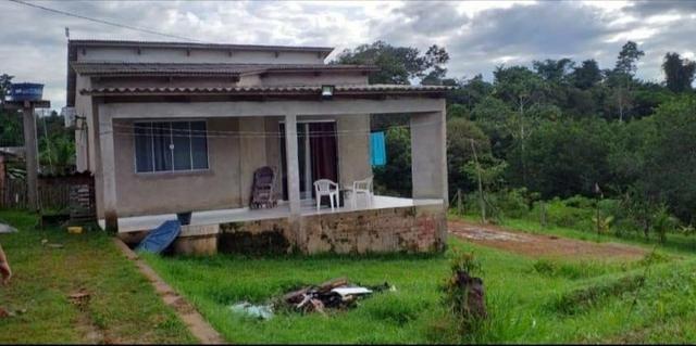 Casa recém construída ( Troco por outra )