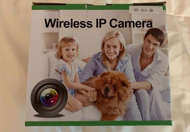 Câmera De Segurança Ip Yandog HD 720p Sem Fio Wifi - Foto 3