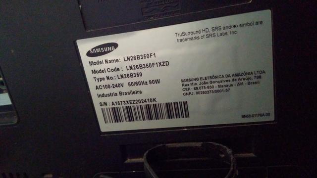 Vendo TV da Samsung - Foto 4