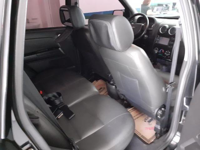 Ford Ecosport XLT 07/07 completa automática, Kit Multimidia c camerade Re´ - Foto 8