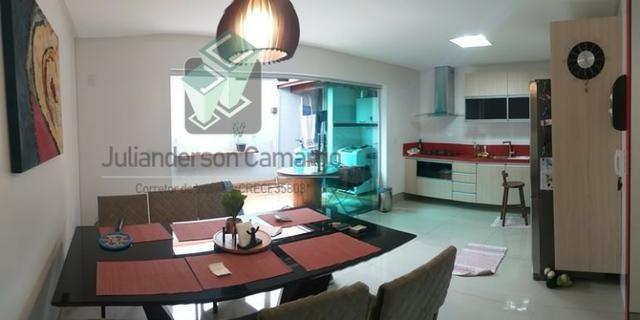 Duplex C/ Cobertura+4 Quartos+2 Áreas Gourmet+Vista Panorâmica-B. Lagoa Santa - Foto 2