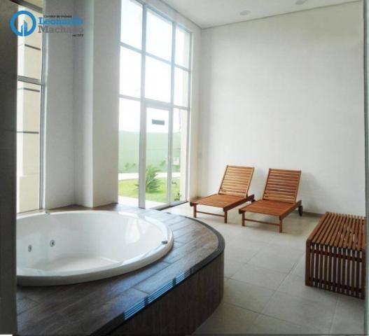 Apartamento com 3 dormitórios à venda, 78 m² por R$ 510.000 - Praia do Futuro - Fortaleza/ - Foto 14