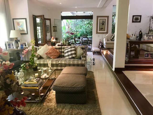 Casa para alugar, 700 m² por r$ 18.000,00/mês - jardim botânico - rio de janeiro/rj - Foto 4