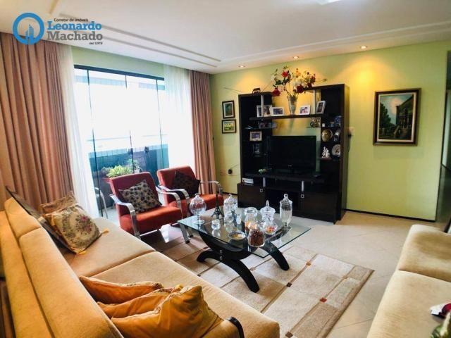 Apartamento com 3 dormitórios à venda, 153 m² por R$ 620.000 - Engenheiro Luciano Cavalcan - Foto 5