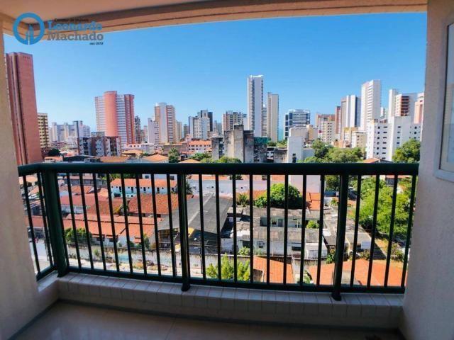 Apartamento residencial à venda, Meireles, Fortaleza. - Foto 5