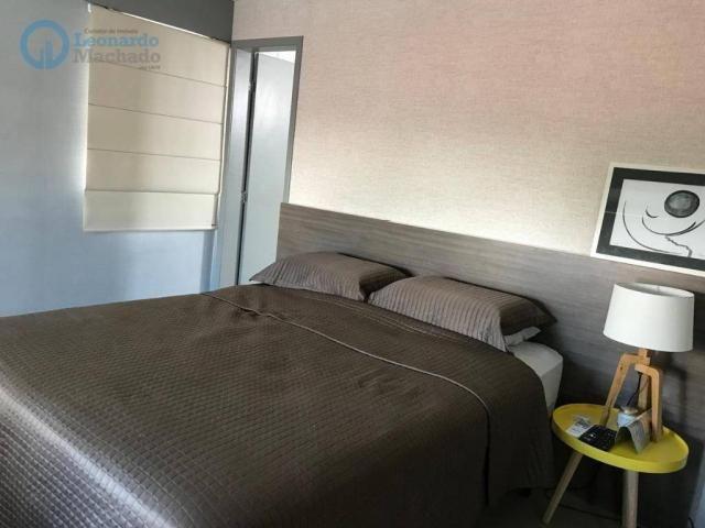 Apartamento à venda, 105 m² por R$ 546.000,00 - Meireles - Fortaleza/CE - Foto 11