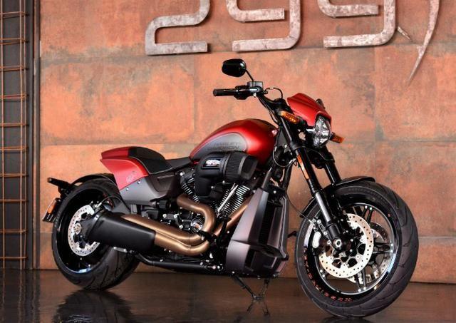Harley-Davidson Fx Drs - Foto 5